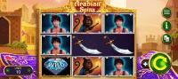 arabian spins pokies game
