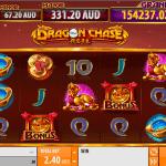 dragon chase slots game