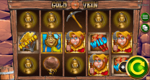 gold vein pokies game