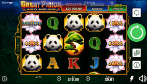great panda slots
