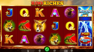 roo riches pokies game