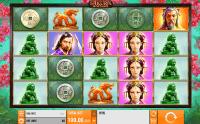 sakura fortune pokies game