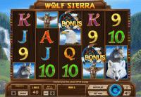 wolf sierra pokies game