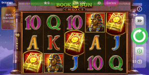 book of sun choice bonus buy