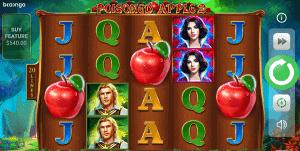 poisoned apple 2 bonus buy