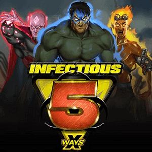 infectious 5 pokies