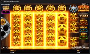 western gold megaways slots