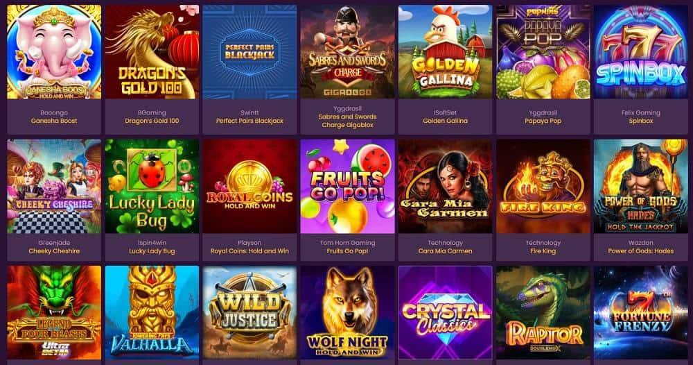 bizzo casino slots