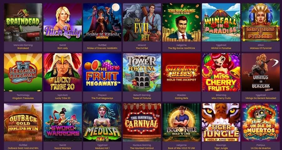 bizzoo casino slots